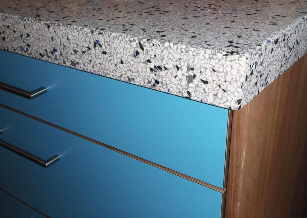 Moderne Blauw Keuken : Keuken modern eiken cornï ½ interieurs b v vinkel